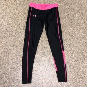 Under Armour Cold Gear compression leggings  (A17)